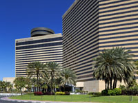Hyatt Regency Dubai and Galleria