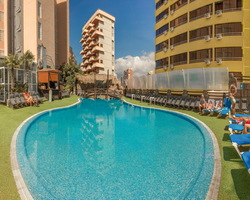 Benidorm Celebrations Pool Party Resort