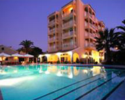 Sunset Hotel Corfu
