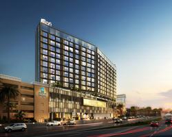 Aloft Deira City Centre
