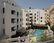 Tuntas Apartments Altinkum